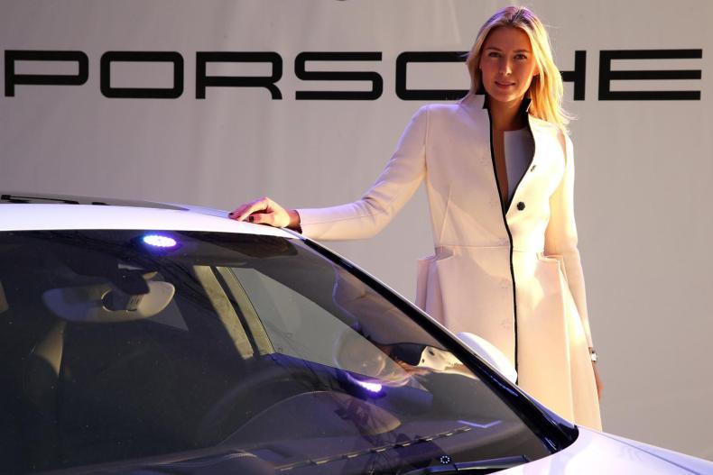 Maria Sharapova Plus Friends Presented by Porsche MosnarCommunications 2