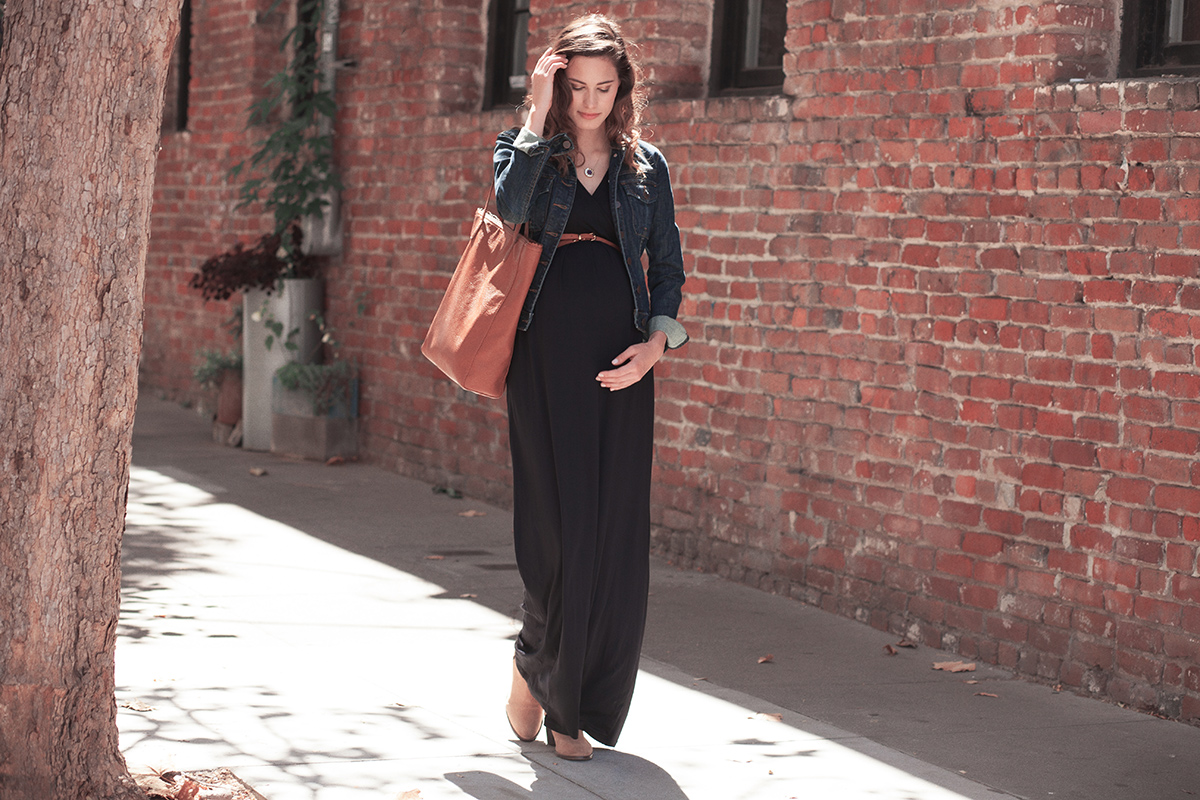 aa6f41bf43ed7 Le Tote has the best solution by allowing the rental of luxury maternity  clothes…