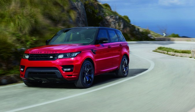 Land Rover 2016 MosnarCommunications
