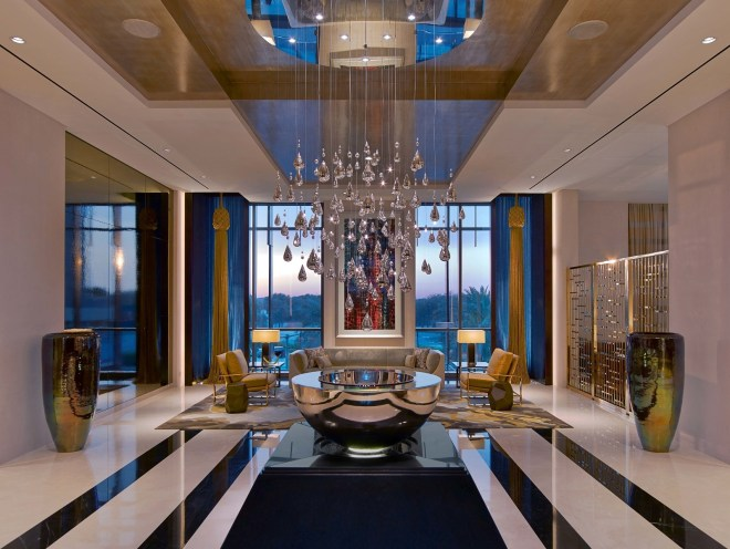 Four Seasons Hotel in Dubai Interiors MosnarCommunications