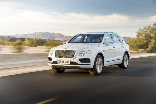 Bentley Bentayga Public Relations Mosnar Communications
