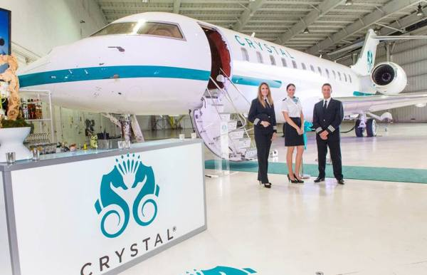 Crystal Luxury Air main Mosnar Communications