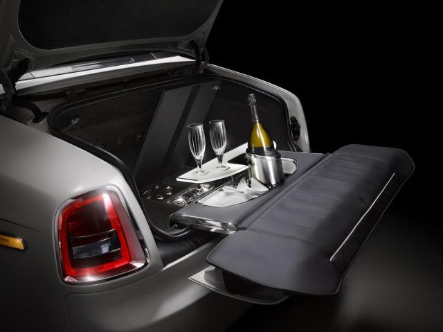 Rolls-Royce Phantom Zenith Collection Mosnar Communications
