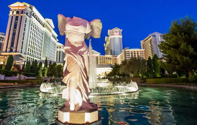Caesar Palace  Mosnar Communications Luxury PR Media