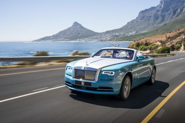 Rolls-Royce Dawn Mosnar Communications 2