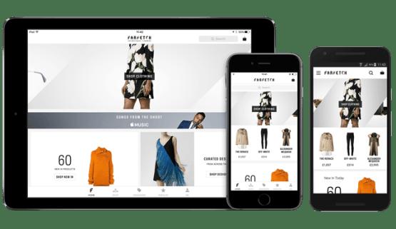 Farfetch alternative to shop luxury brands Mosnar Communications