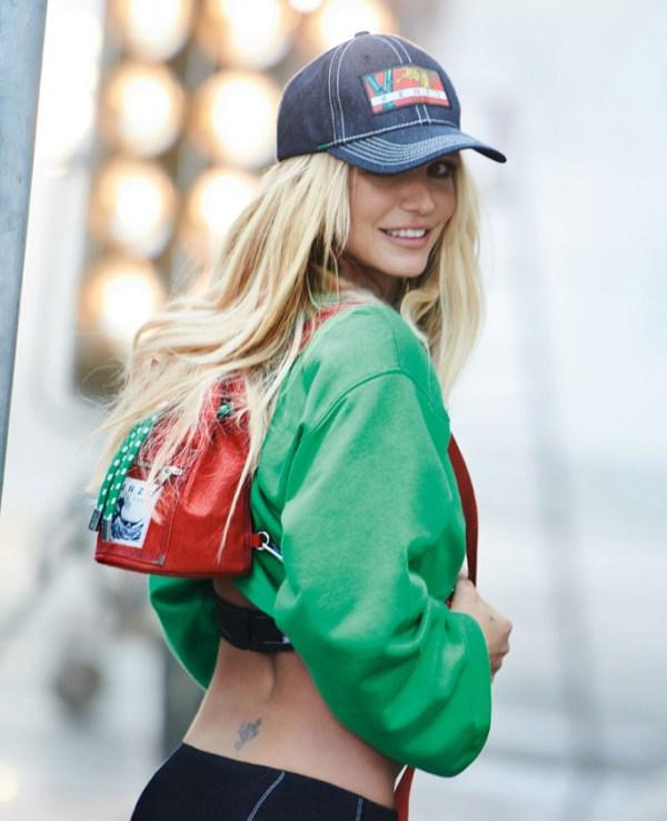 Kenzo Britney Spears MosnarCommunications 3