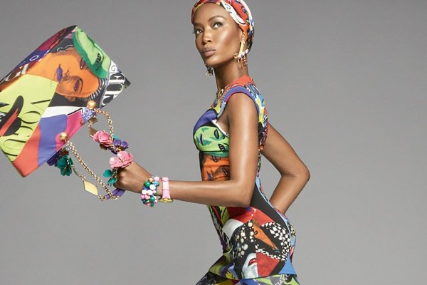 Versace Spring-Summer 2018 Campaign Mosnar Communications