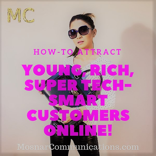 Attract Young Rich Mosnar Communications