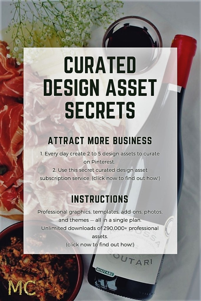 Curate Design Asset Mosnar Communications