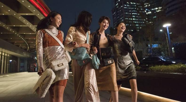 Fendi Celebrates Iconic Bag #BaguetteFriendsForever Campaign 3
