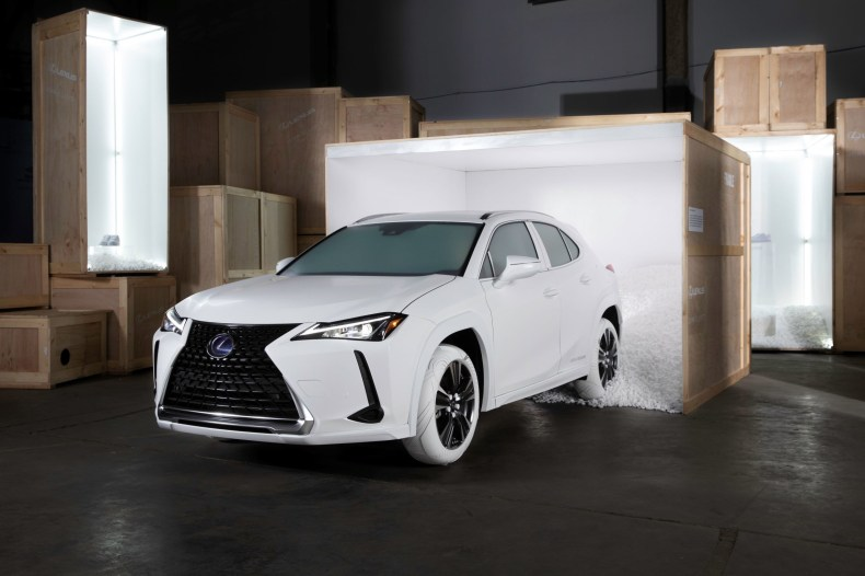 "Lexus Partners With Designer John Elliott For ""Sole of the UX"""