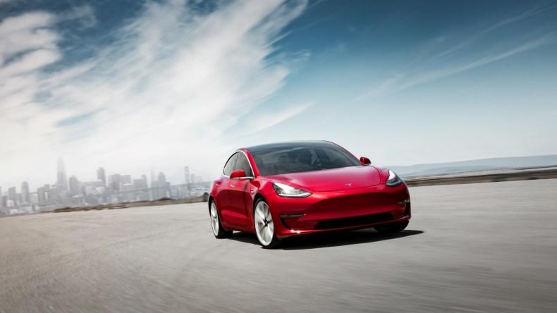 Tesla Model 3 Main 2 Mosnar Communications