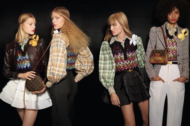 Louis Vuitton Spring Summer 2020 Mosnar Communications