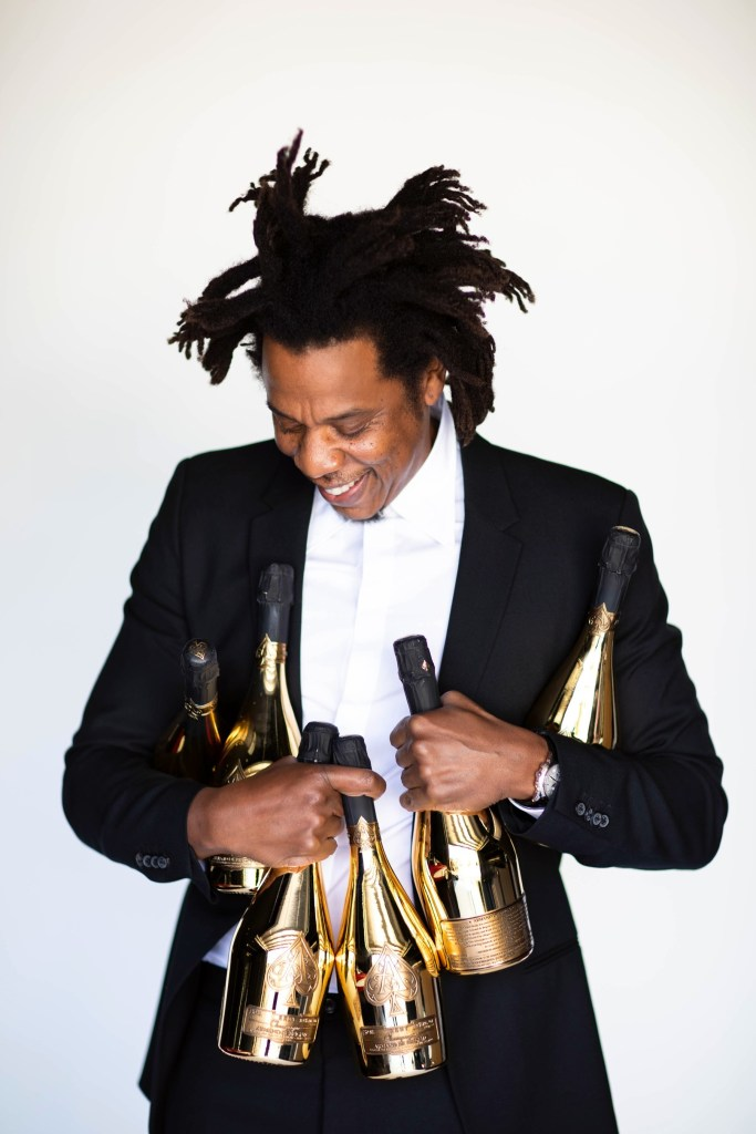 Moët Hennessy and Mr. Shawn JAY-Z Carter Mosnar Communications 2