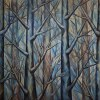 Harmony in Blue oil on canvas painting by Yuroz