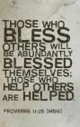 Proverbs 11-25