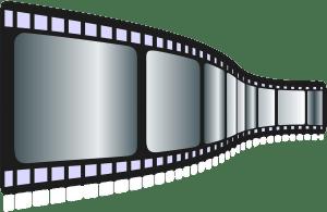 Animación como película