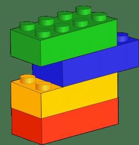 Bloques de construcción de Eggib.