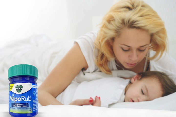 Vicks Vaporub: Mosquito Bite Remedy