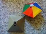 Pyramid and Cinco