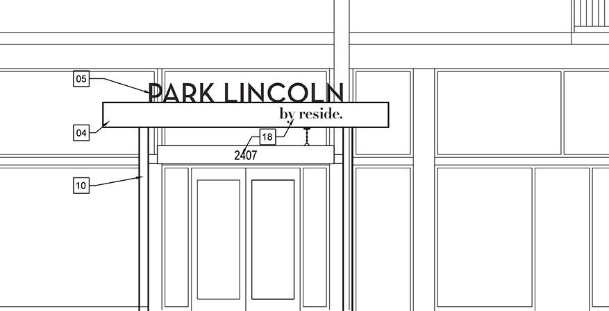 reside, canopy, plaza design