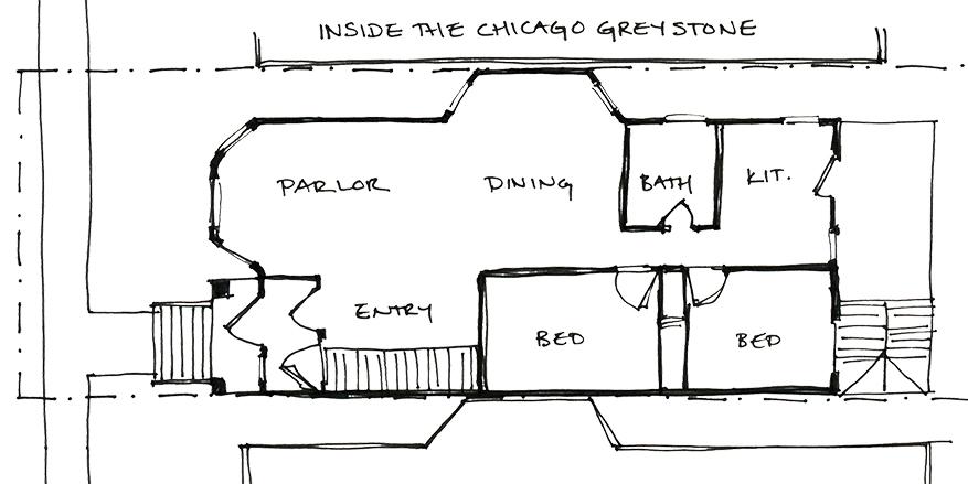 floor plan chicago greystone