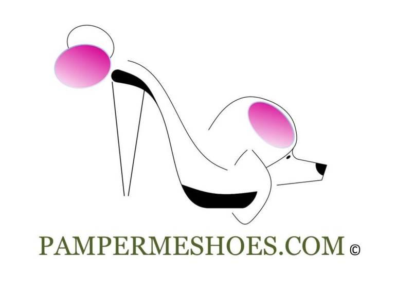 pampermeshoes logo