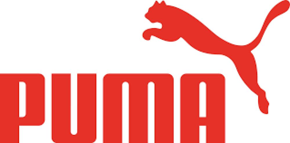 Puma and Gatorade logos