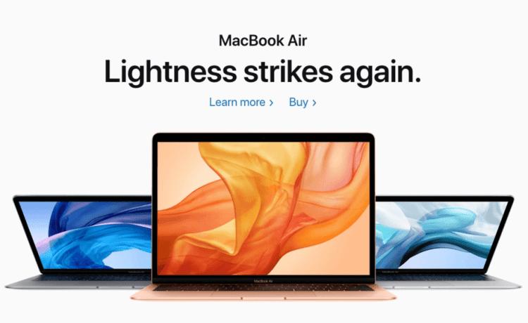 symmetry principle in Apple ad