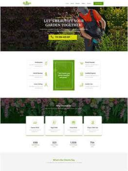 gardenar website