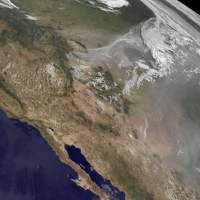 Forest Fires from Space