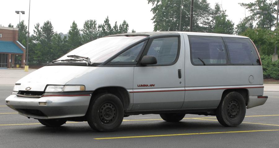 Ugliest cars ever - Chevrolet Lumina APV/Pontiac Trans Sport