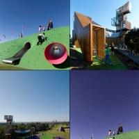 Blaxland Park's Modern Playground