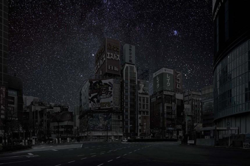 Tokyo 35° 41' 36'' N 2011-11-16 lst 23:16