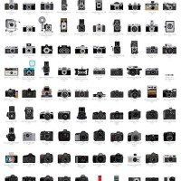Visual Compendium of Cameras
