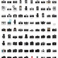 Visual Compendium of Cameras