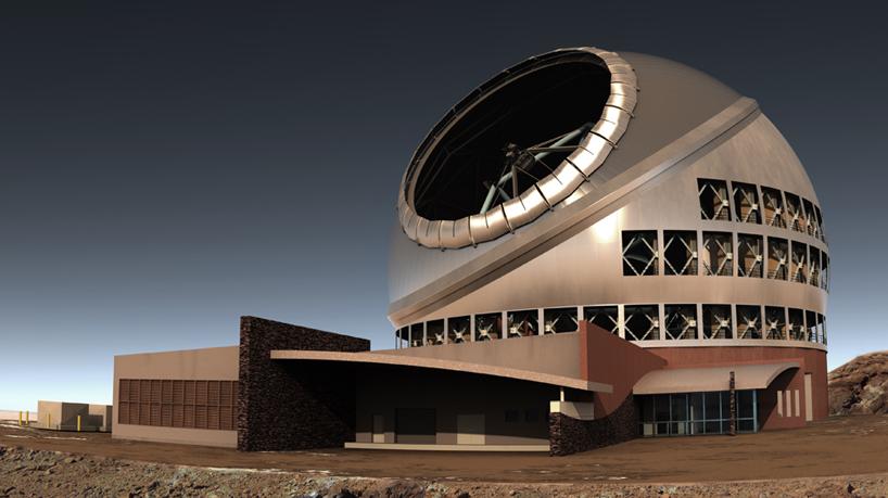 thirty-meter-telescope-TMT-designboom-02