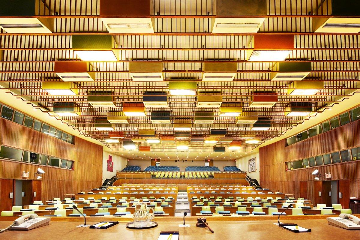 UN Trusteeship Council - New York 2008