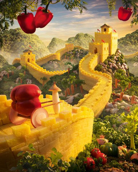 great-wall-of-pineapple-carl-warner