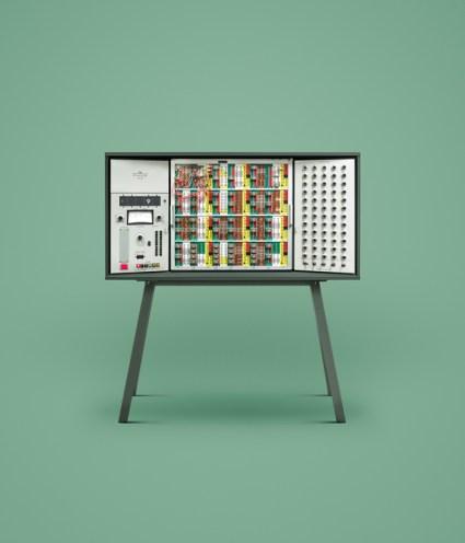 an ancient computer