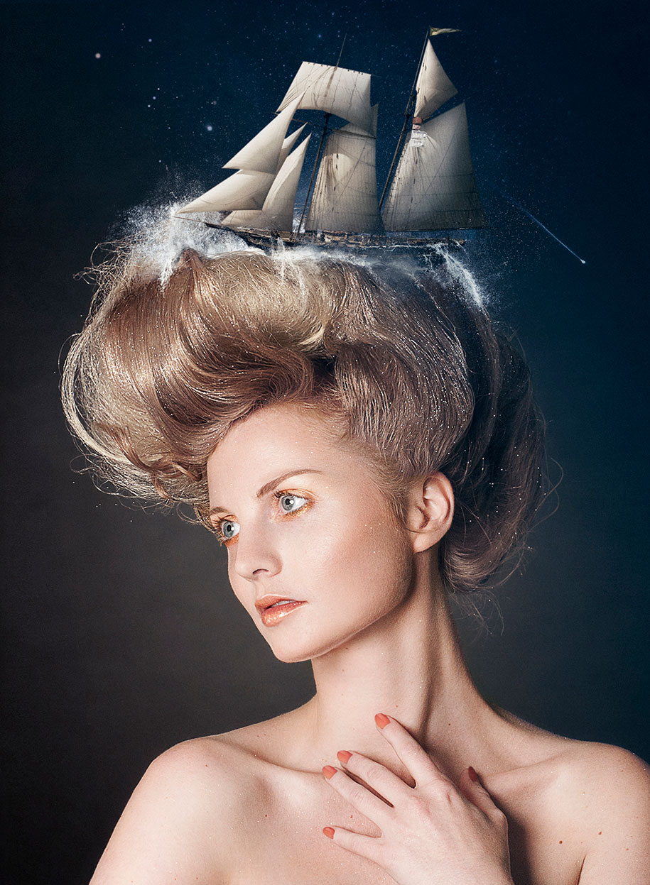digital-art-surreal-dream-portraits-photography-genevieve-bellehumeur-anais-faubert-1