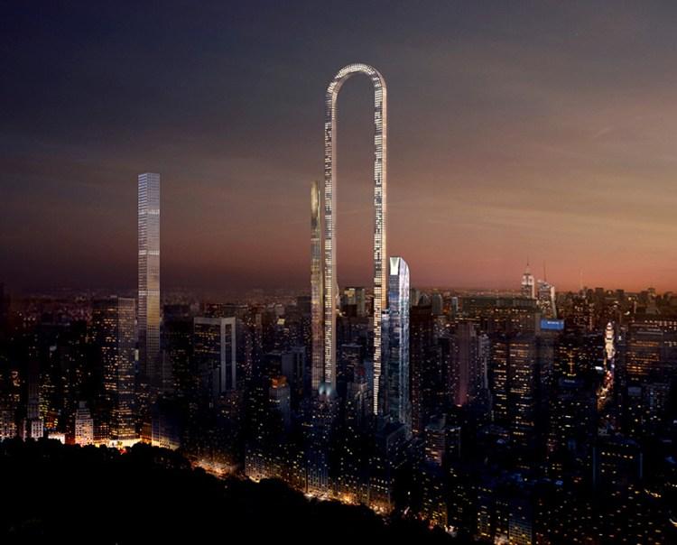 Big Bend Skyscraper