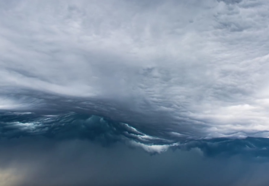 Asperitas Cloud moss and Fog