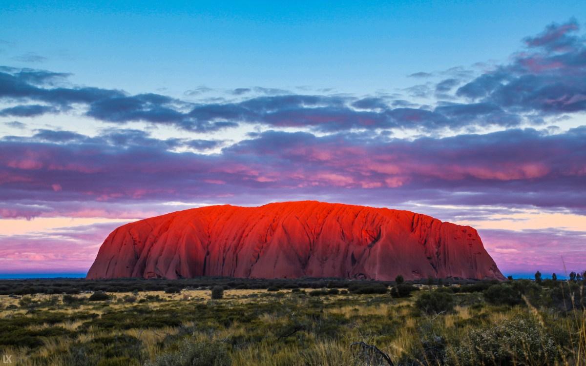 Uluru Credit Xavier Lambrecht