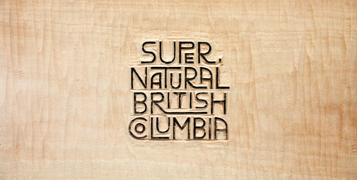 Branding British Columbia
