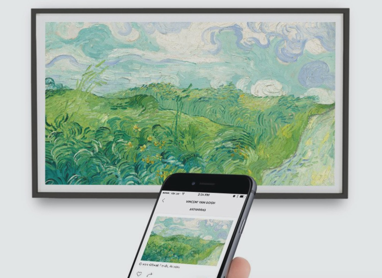 Depict 4K digital art frame