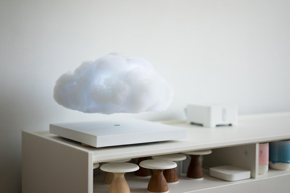 floating cloud moss and fog 3