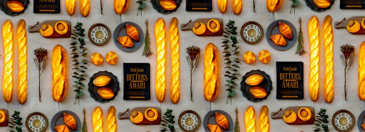 Gluten Glow - Lamps Made From Bread