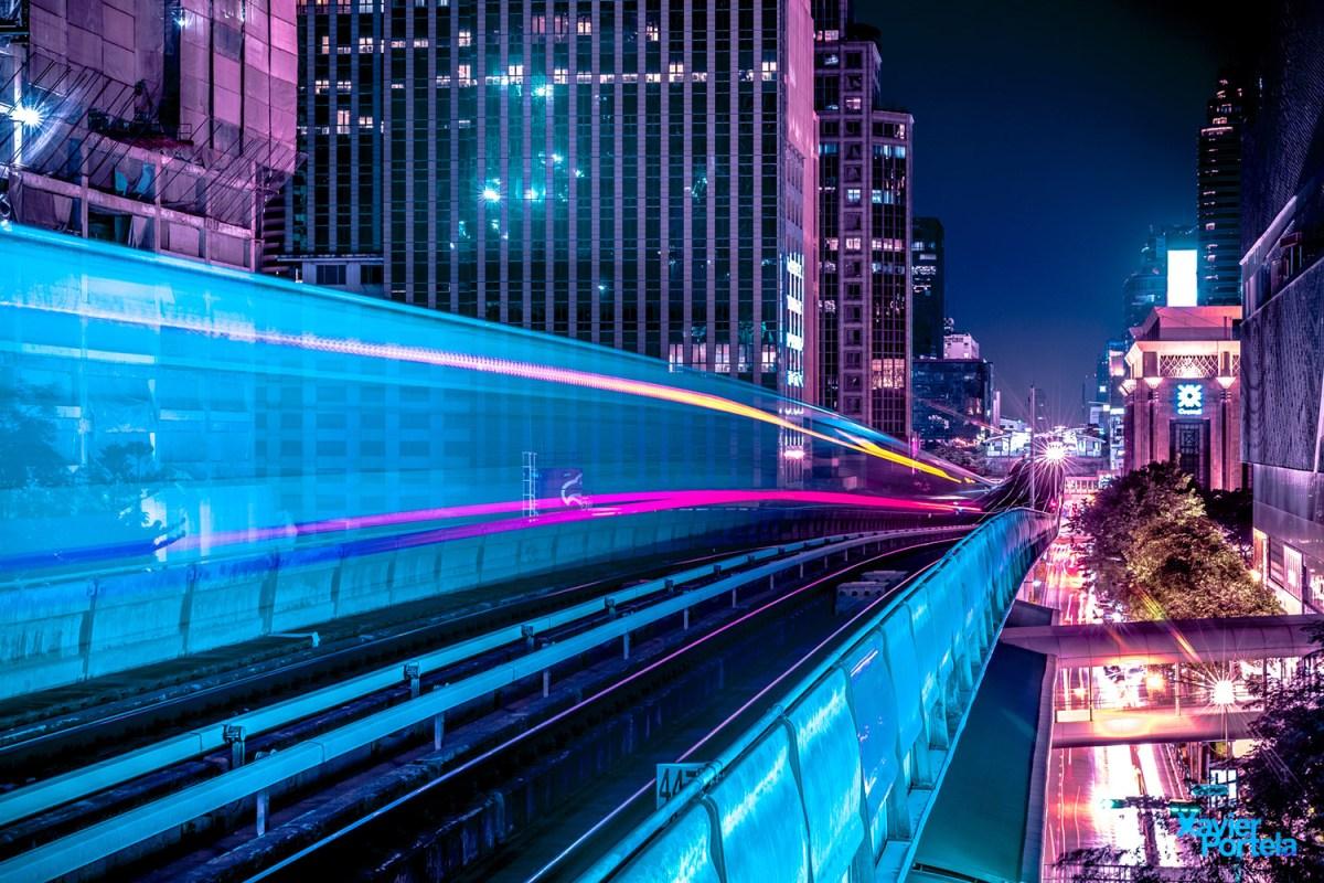 Neon Bangkok